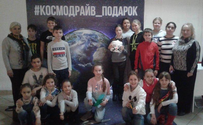 Нескучные выходные воспитанников ДОО «КИИН» и студии «Рукодельница»