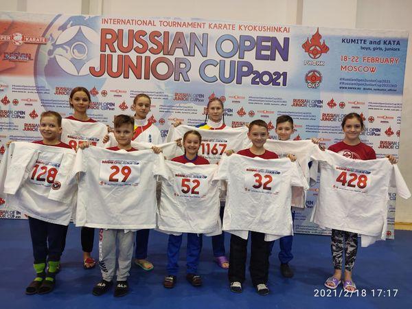 Спортсмены Клуба «Защитник» стали призёрами международных соревнований в Москве