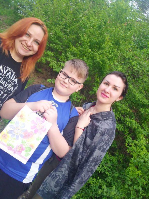 Юный художник изостудии «Палитра» стал победителем художественного онлайн-марафона «Королевские игры»