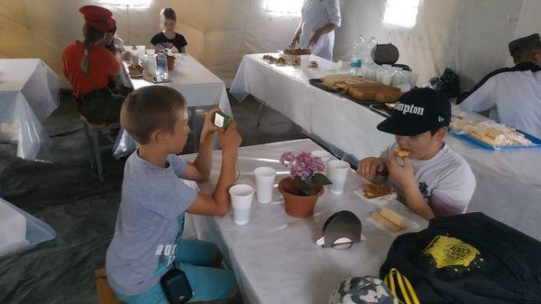 День креатива в лагере «Солнышко»
